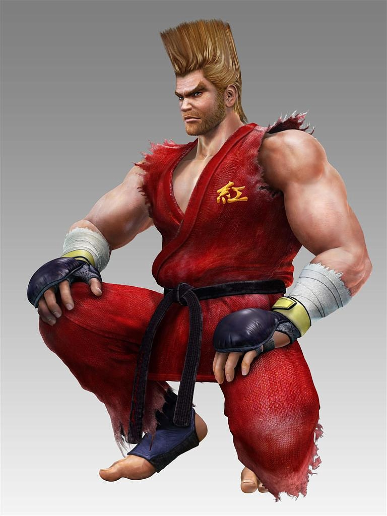 Gallery Tekken 6 3d Character Art Destroy All Fanboys