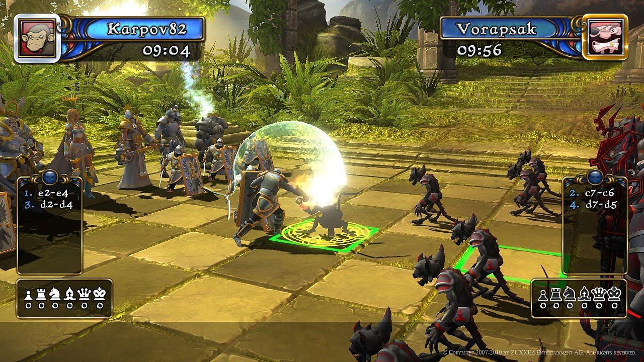 Battle vs chess destroy all fanboys for Battle chess