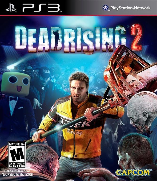 Kết quả hình ảnh cho Dead Rising 2 cover ps3