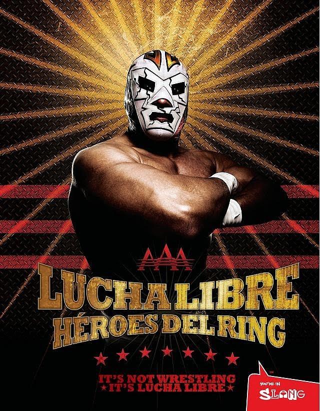 Lucha ibre AAA: Heroes del RIng.