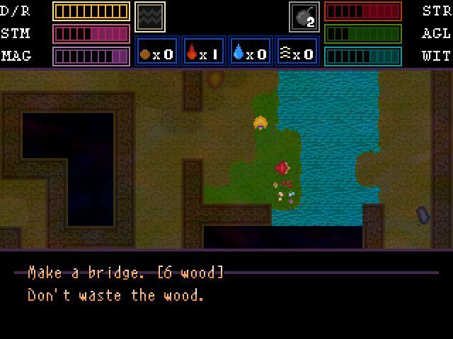 Random Incomplete Indie Game of the Week: Dungeon Crawl |
