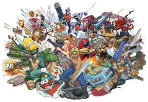 Capcom Arcade Cabinet KA