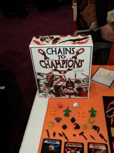 Chains n Champions 1