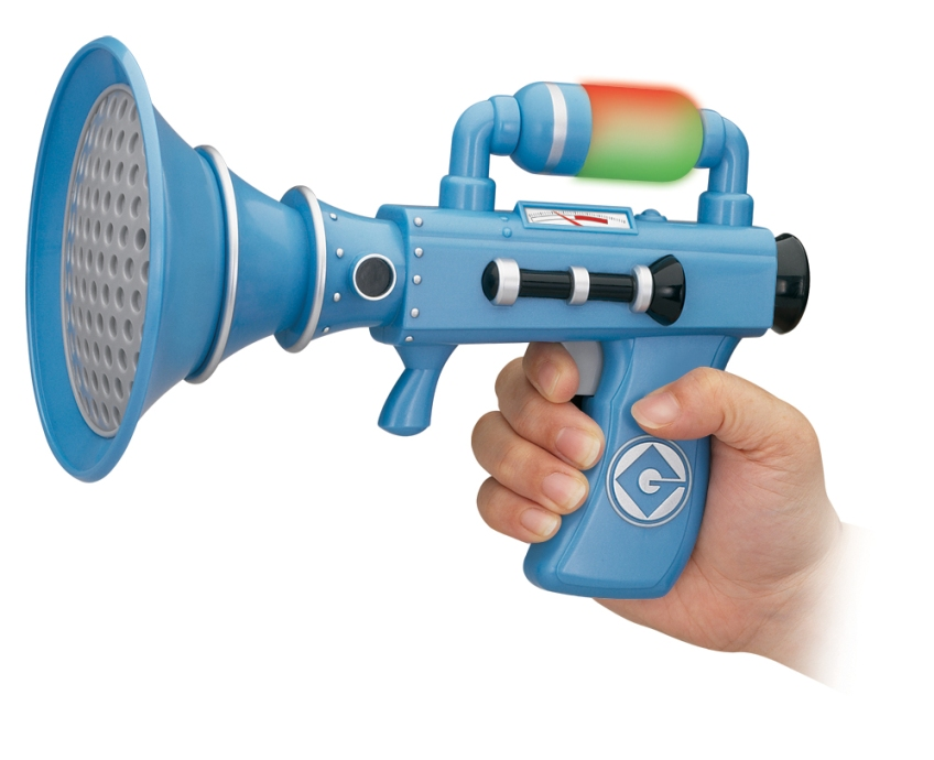 Fart Gun GÇô A Despicable Minion Gadget