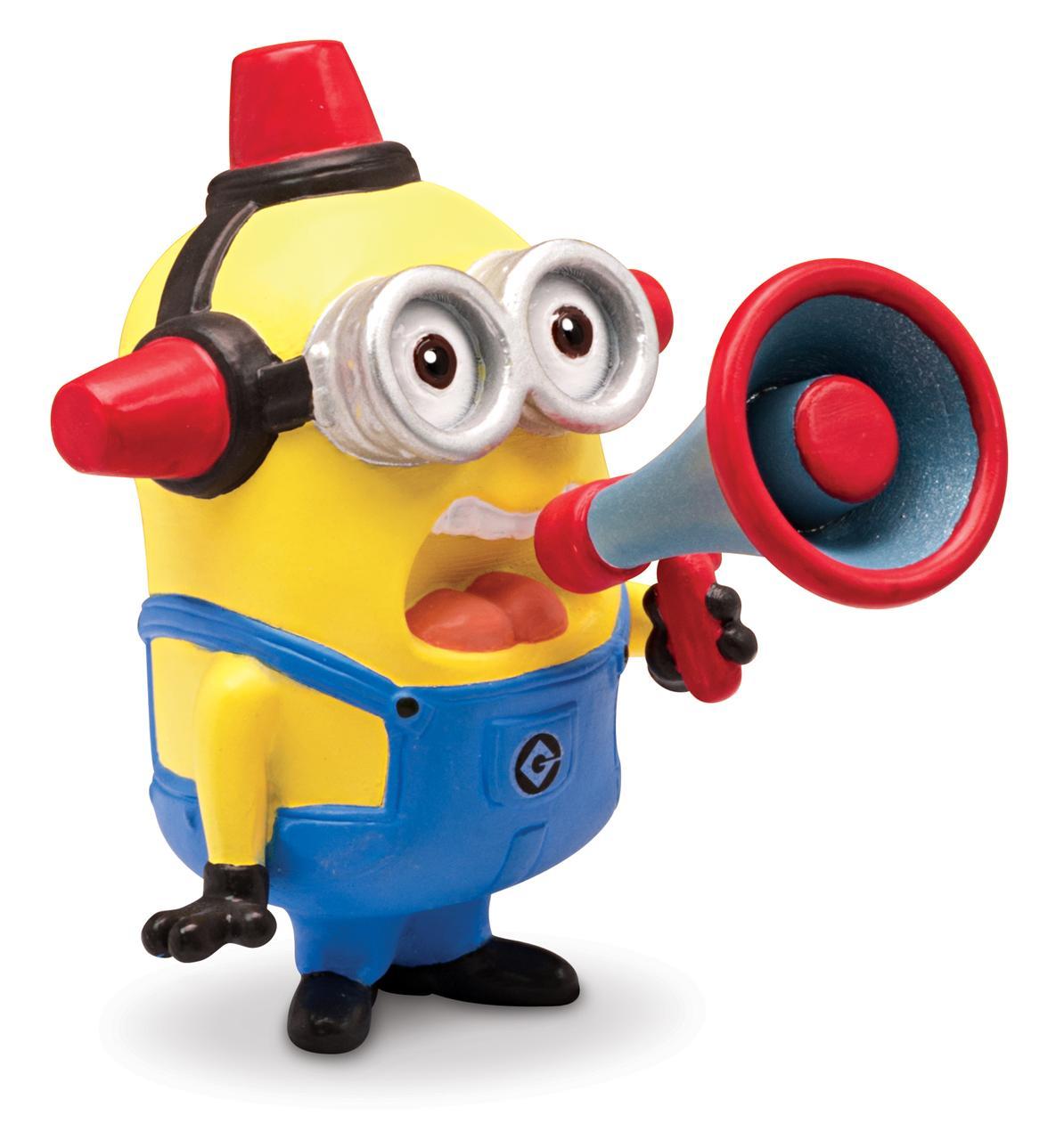 Despicable Me 2 Minions Fireman BEEDO Figure