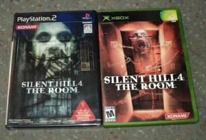 silent hill 4 the room ps2 ebay