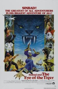 Sinbad & The Eye of the Tiger