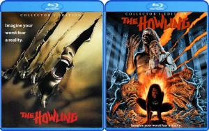 the howling blu-ray