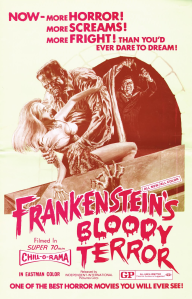 Frankenstein's Bloody Terror_1