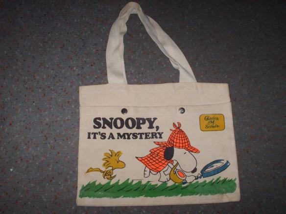 snoopy mystery