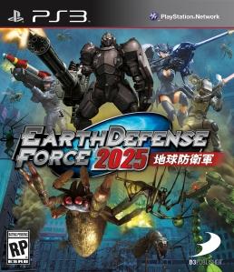 EDF2025 PS3 fob