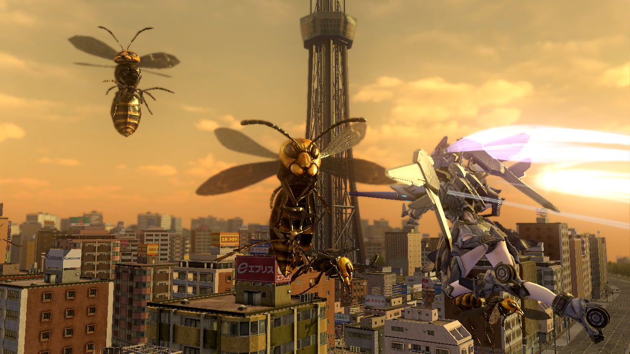 2025: Earth Defense Force 2025 US Cover Art Revealed: The Gang's