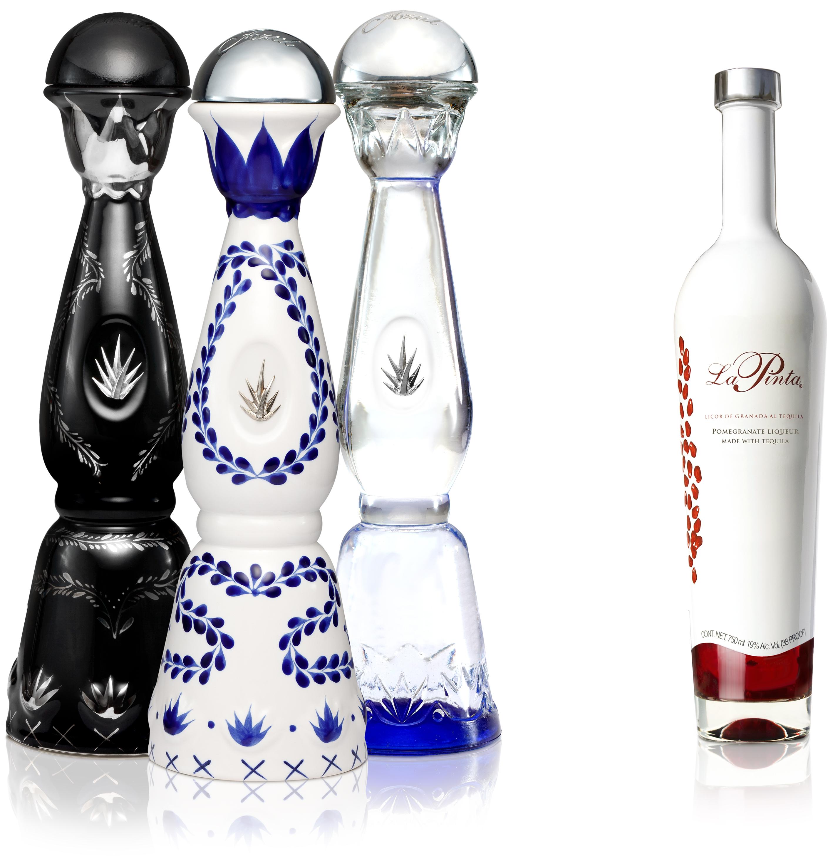 Double Shot Glass Bottles