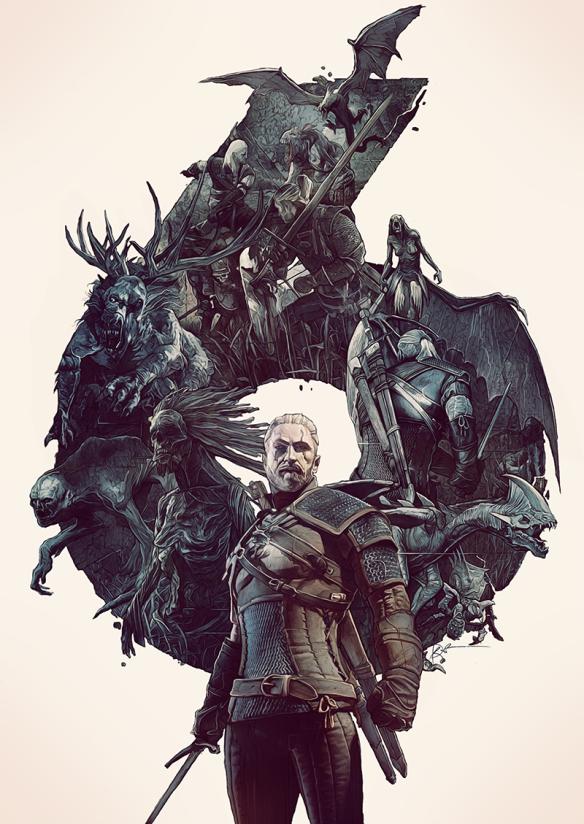Geralt Birthday