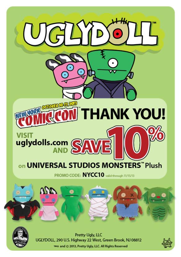 Uglydoll Universal Sale