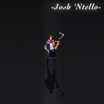 Dungeon of the Endless - Josh 'Ntello Hero