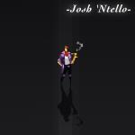 Dungeon of the Endless - Josh 'Ntello Hero