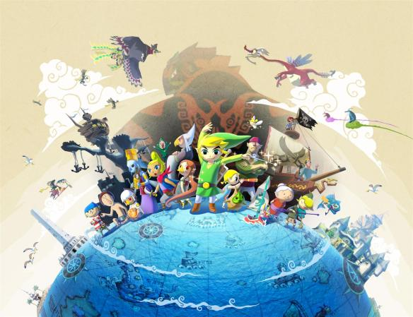 windwaker art