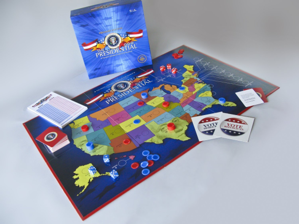 Presidential Game Set