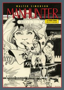 IDW Manhunter Cover