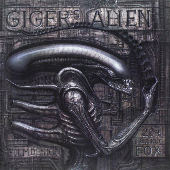 Giger's Alien Cover