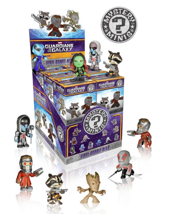 GotG_Mystery Minis Box