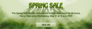 Humble Spring Sale