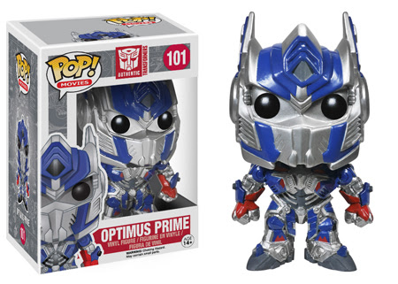 Optimus Pop