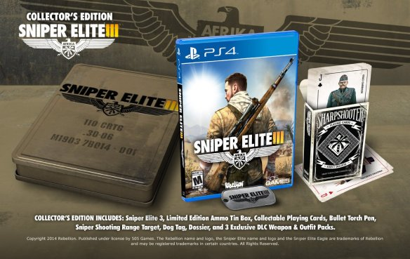 Sniper Elite PS4_CE