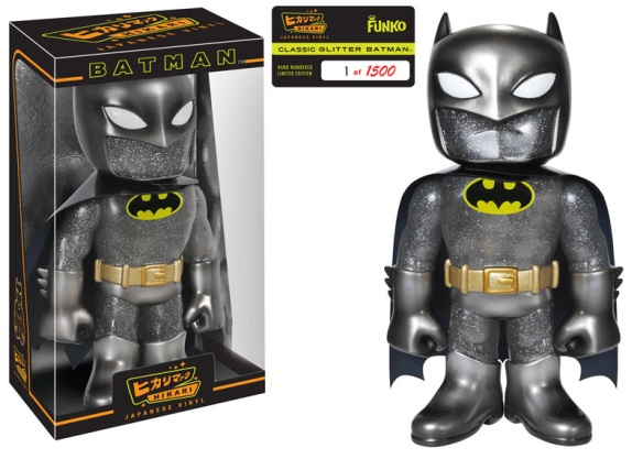 Hikari Classic Glitter Batman