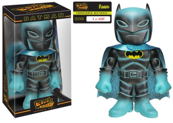Hikari Verdigris Batman