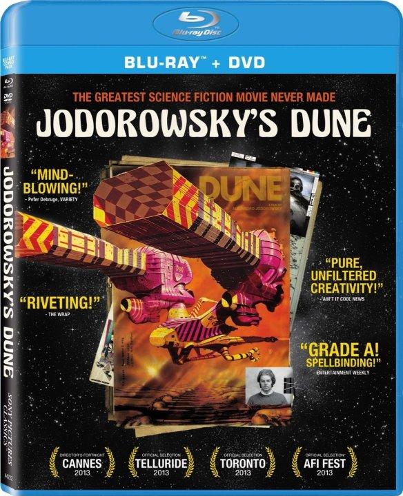 Jodorowsky's DUNE BDVD