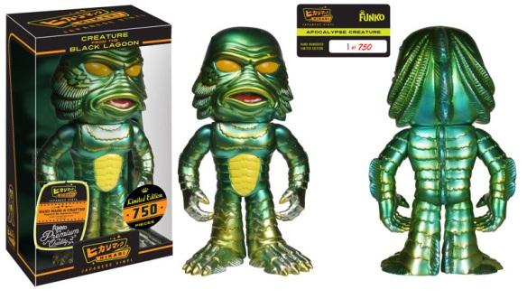 Apocalypse Creature Hikari Sofubi Figure