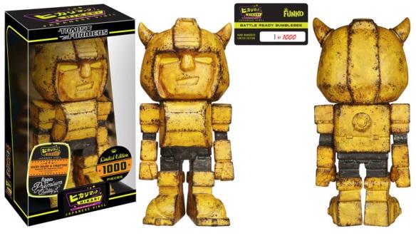 Battle Ready Bumblebee Hikari Premium