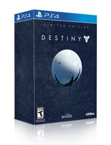 Destiny PS4 Limited Edition_packshot