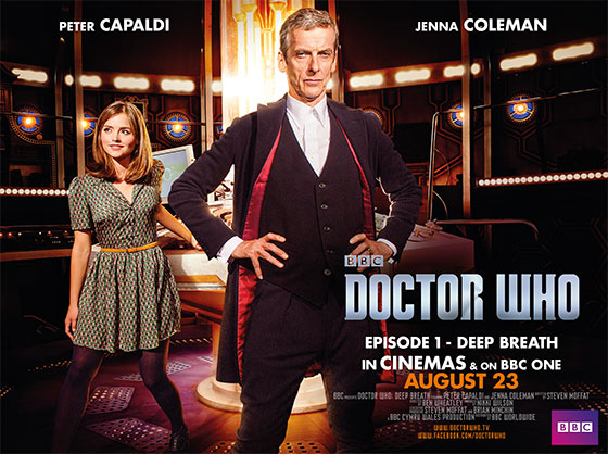 Doctor Who_Deep Breath Poster
