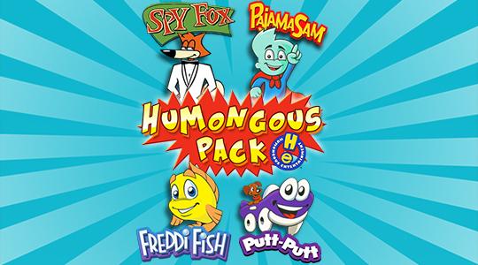 HUMONGOUS_pack