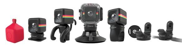 Polaroid Cube accessories
