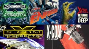 X-COM 5 Pack