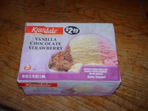 not ice cream