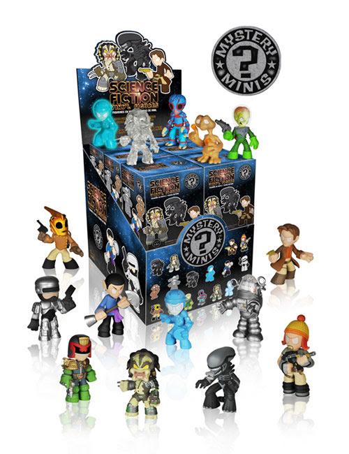 SF Mystery Minis Box