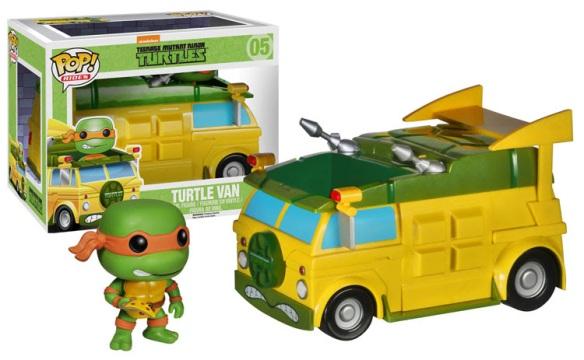 TMNT Turtle Van
