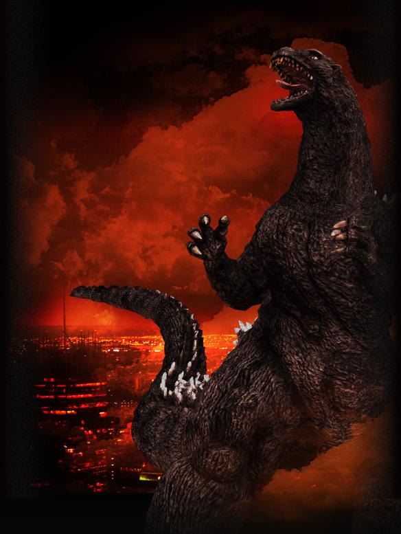 BIG Godzilla