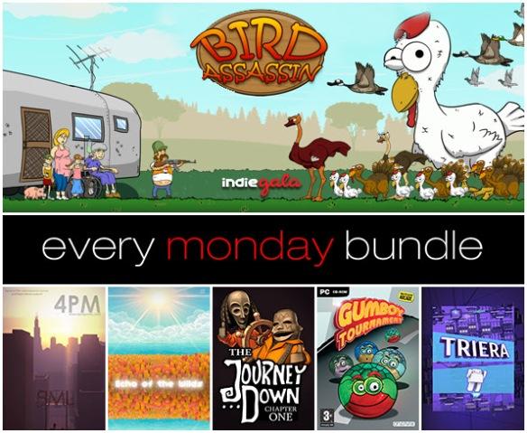 Every Monday Bundle 9222014