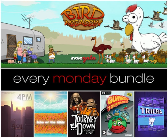 Every Monday Bundle 9222014