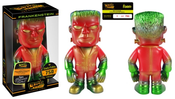 Gemini Collectibles Mythos Frankenstein Hikari Sofubi Figure