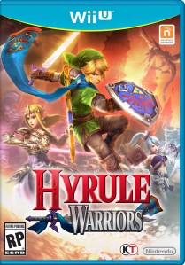 Hyrule Warriors Cover