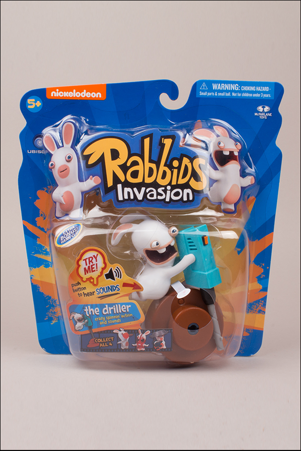 Boy Toys Packaging : The toys of summer rabbids baby want get