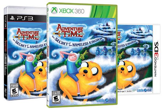 Adventure Time TSotNK