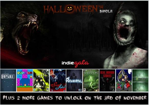IndieGala Halloween 2014